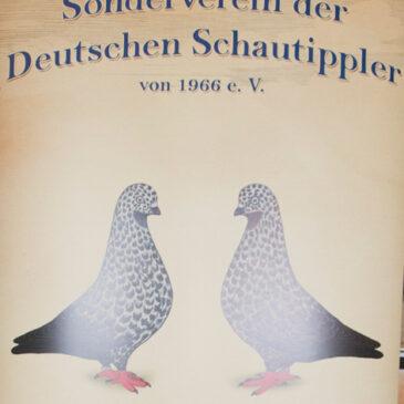 Sonderschau zur Förderung des Deutschen Schautipplers