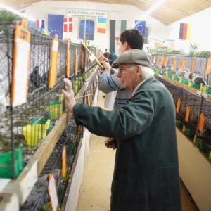 Unvergessen-Hans Dondera als Preisrichter